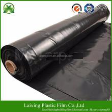 Black polyethylene film/clear plastic sheet/LDPE film