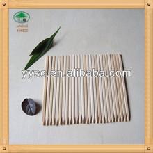 2014 new flat bamboo sticks