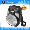 Lovely usb fm radio bluetooth speakers with rechargeable battery