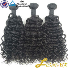 High Quality Virgin Remy Indian Remy Romance Curl Hair