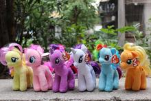 all kinds color of pony my little pony| plush toys little pony| plush toys little pony factory