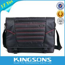 updated design vertical laptop messenger bags custom design