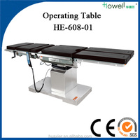Hospital Equipments and Instruments / Medical Surgical Table / Operating Room Table