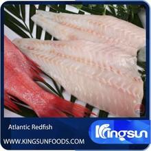 Frozen Atlantic Redfish Fillets