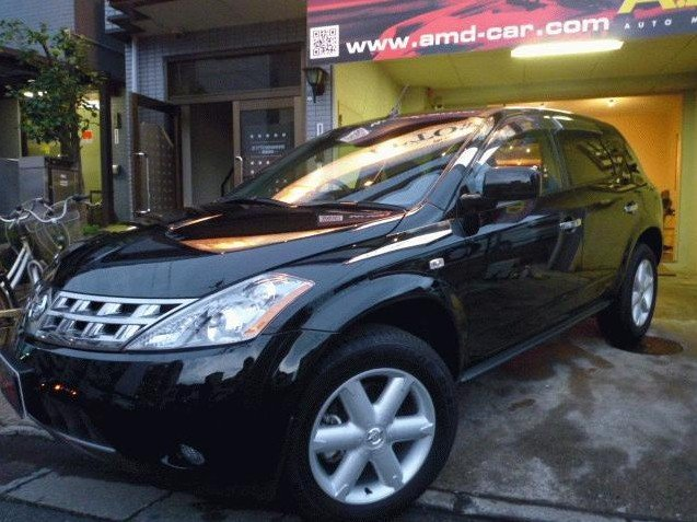 2006 used nissan murano 250xl 2wd navi tv back monitor car buy used cars product on. Black Bedroom Furniture Sets. Home Design Ideas