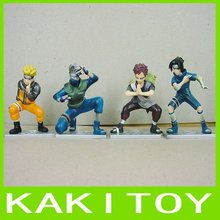 Naruto plastic action figures