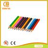 Mini color pencil set for school stationery