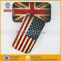 USA UK flag hard case for Samsung Galaxy S4 i9500