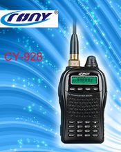 CY-928 with 99 memory channels and 5w output power vhf radio walkie talkie apps