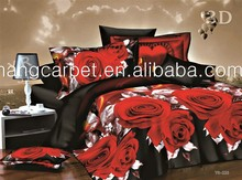 Wholesale 3d printing duvet cover set ,quilt cover , bed sheet and pillowcases