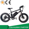 "LED display 250W/500W motor al alloy frame 20"" MTB type electric bike for KIDS (PNT-EB-02)"