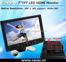 High quality general touch open frame touch screen monitor made in China