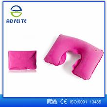 Top Seller U Shape Neck Cervical Pillow Medical Neck Cushion