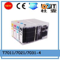 Enjoy color, DO-IT compatible ink cartridge for Epson WP-4020 DN with resetable chip