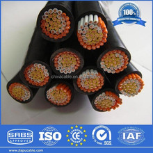 High Quality PVC Sheathed and Insulated Control Cable For Sale