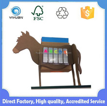 Horse shaped lovely memo note with bookmark for Christmas gift