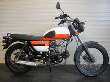 1Z9BT stylish 50/125/200/250cc modern classic/retro/vintage/nostalgia style motorcycle with L1E or L3E COC,EEC,EPA