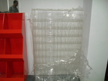 Factory wholesale Customized clear acrylic glass display /glass jewelry display cabinet