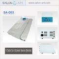 calor caliente venta terapia portátiles zona 3 térmica rayo infrarrojo lejano climatizada sauna spa cuerpo que adelgaza manta