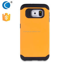 2015 Hot Selling Hybrid PC TPU Phone Case for samsung galaxy gio s5660 covers for samsung galaxy s6 case