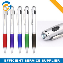 Colorful Ball Pen with Led Light for Vending Machine
