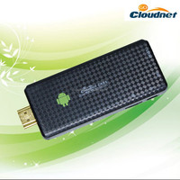 Android TV Stick RK3188 quad-core A9 1.8ghz Android 4.2.2 TV Dongle MALI 400 2GB/8GB BT4.0 Wifi CR11S /MK809I ANDROID MINI PC