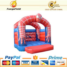 Quality Best-Selling cartoon inflatable bouncer combo