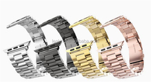 New design stainless steel watch band for Apple Watch strap 38mm 42mm