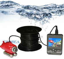 540TVL SONY CCD Color Underwater Camera for Fishing 50m Cable