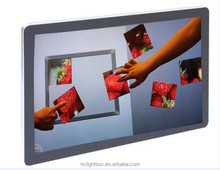 47 inch wall-mounted multi touch screen monitor all in one pc