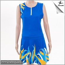 custom made netball bodysuit pretty netball dress/skirts