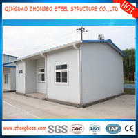 china low price movable Prefabricated /Prefab /Modular House for sale