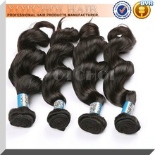 factory price 7a full cuticle high quality virgin brazilian wavy hair