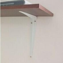De pared de metal para los soportes de madera-- nxp32