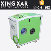 Increase engine power mobile car wash equipment for sale