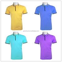 OEM&ODM mens round collar shirts , half sleeve slim shirts for men , adult cartoon t-shirts men customized style