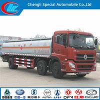 Dongfeng diesel fuel storage tank 6*4 6*2 20000l fuel tank truck