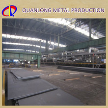 Hot Rolled Mild Alloy S355 Steel Plate 50mm Thick