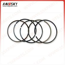 motorcycle piston ring set of engine series for motorcycle parts China(YBR, CG, NXR, GY, AX etc.)