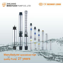 Taizhou 150qjd High Pressure Bore Well Submersible Screw Water Pump Machine 220~240v 50hz 150qj20 12-11