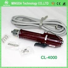 2015 ad alta potenza qualità set avvitatore elettrico cl-4000 precisione avvitatore elettrico
