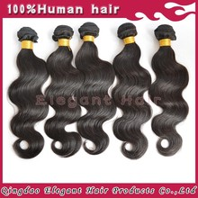 Large in stock hair bundles Tangling Free trusted high quality body wave virgin remy brazilian hair