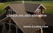 Chinese supplier roofing shingle bitumen membrane bitumen shingle