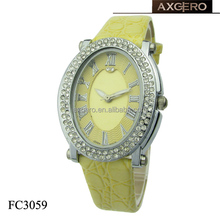 leather bracelet hand branded watches for girls
