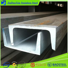 high quality perforated 316l sus 304 cold rolled stainless rail channel steel