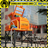 2015 belle concrete mixer hot selling