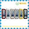 Metal Aluminum Shockproof Gorilla Glass waterproof case for iphone 6, for iphone 6 waterproof case, for iphone 6 case