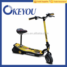 Mini folding electric scooter Adult Electric Vehicle with seat