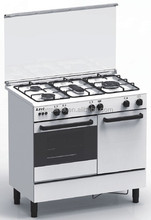Professional cooking range (Freestanding cooker)gas & electric