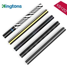 2015 Kingtons Hottest disposable e cig of 600 Puffs with Stainless Steel Body and Crystal Tip